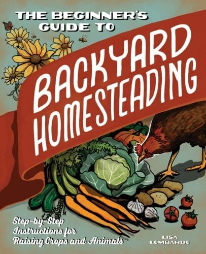 Self Sufficient Home Acre Book