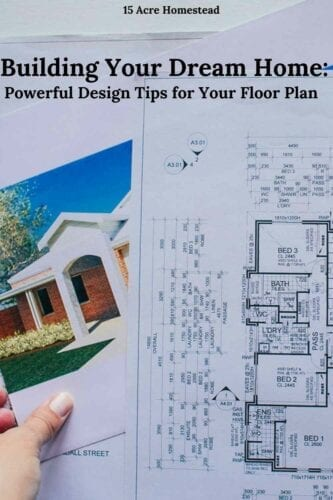 Are you considering building your dream home in the near future? Then these powerful design tips should lead you in the right direction!