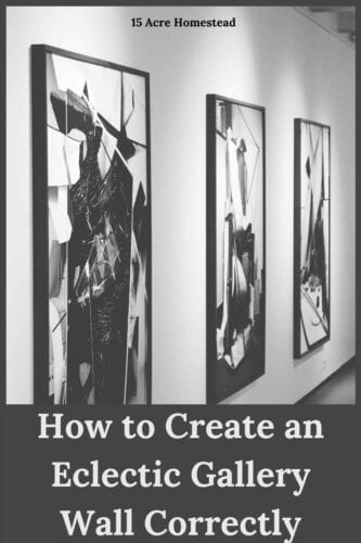 Learn the easy way to create a gallery wall in your home with simple ideas to transform that blank wall in your home.