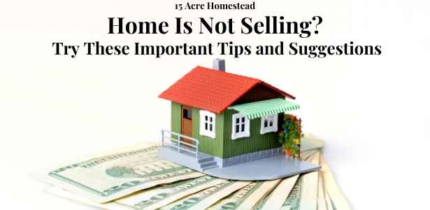 Home not selling featured image
