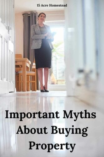 When you're buying property, you need to ensure that you're making the right choice. Thinking that any step on the ladder is a good one is a mistake that can hold you back for years to come.