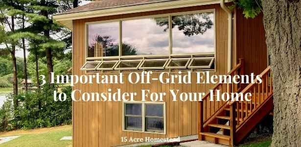 Off-grid elements featured image