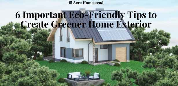 eco-friendly tips