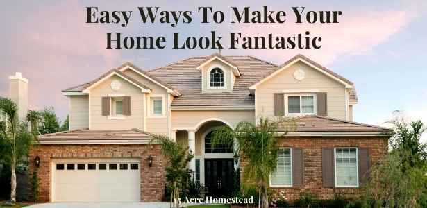 make your home look fantastic featured image