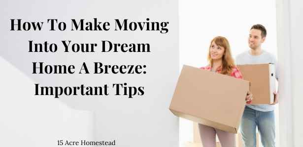 Moving into your dream home featured image