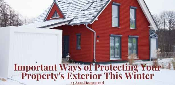 protecting your property's exterior feature image