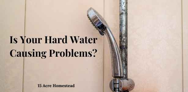 Hard water featured image
