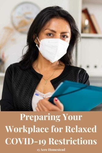 Here are just a few ways of preparing your workplace you can take to help prevent the spread of COVID-19.