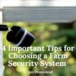 farm security system featured image