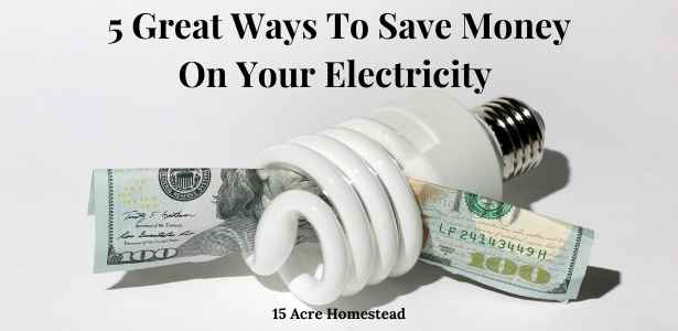 save money on your electricity featured image