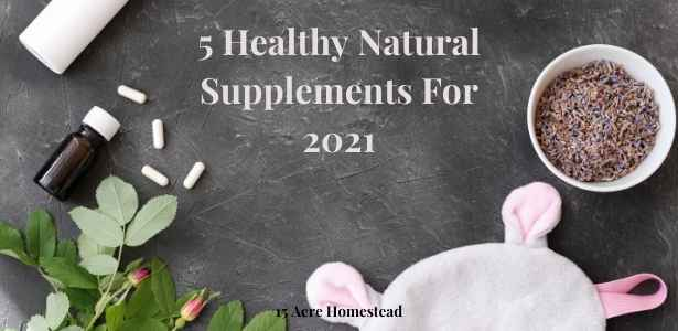 natural supplements featured image