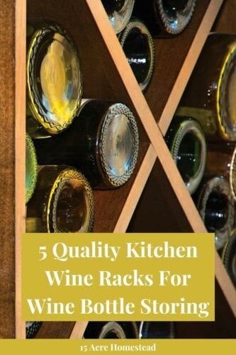 It is not an easy thing to find a perfectly designed wine cellar. You need to pick wisely the wine racks that can instantly improve your kitchen interior.