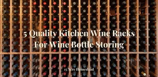 Wine racks featured image