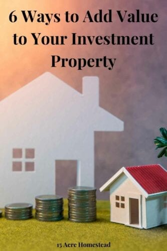Learn how to add value to your investment property by reading and learning great tips.