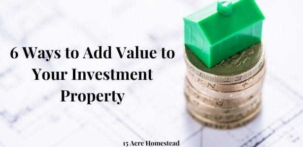 featured image add value to your investment property