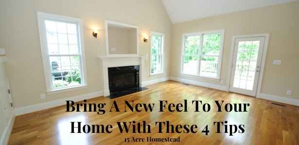 a new feel to your home featured image