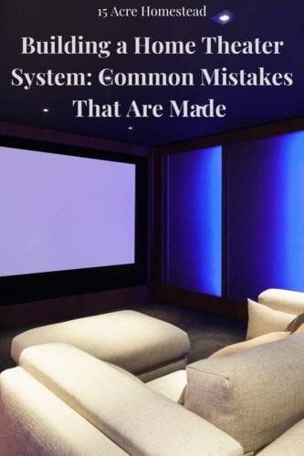 Building a home theater system is no easy task so this list of common mistakes and how to do them correctly should be a huge help in installing your own system in your home.