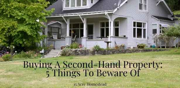 second-hand property featured image