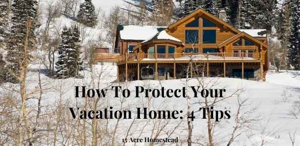 protect your vacation home featured image
