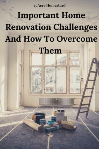 Here are three home renovation challenges you may encounter while renovating your home and how to overcome them.