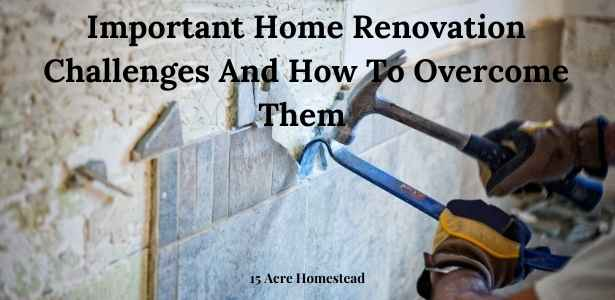 home renovation challenges featured image