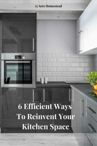 Use these tips to reinvent your kitchen space inside your home.