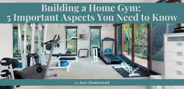 home gym featured image