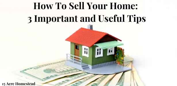 how to sell your home featured image
