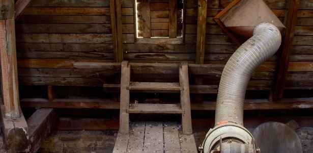 attic openings