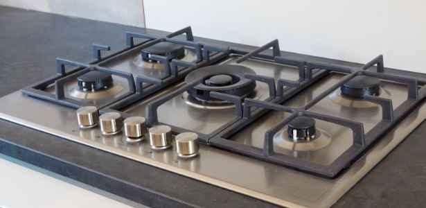 heat induction hob