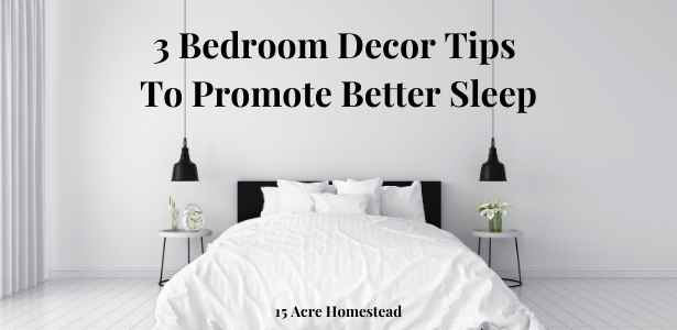 bedroom decor featured image