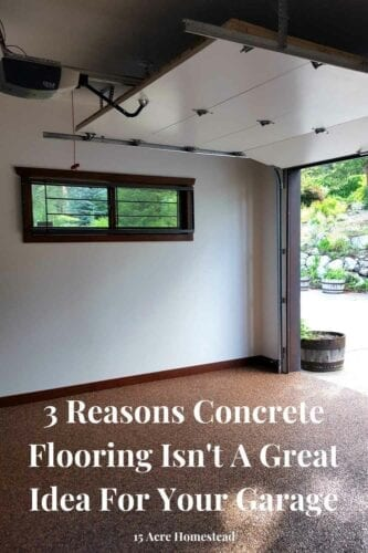 Changing your concrete flooring can make a huge difference in your garage. Here are some great ideas and tips to try.