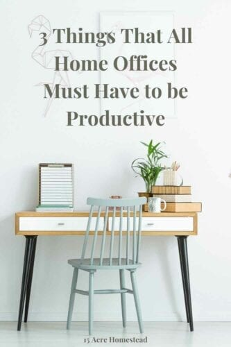A comfortable setup for home offices that is free from distraction and promotes good physical health is essential.