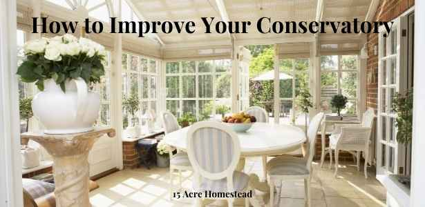 improve your conservatory featured image