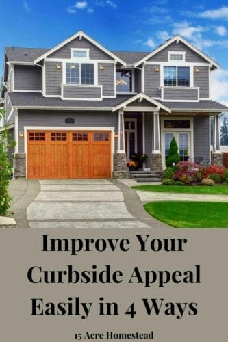 Sell your home faster by increasing the curbside appeal of your home today by using these simple tips.