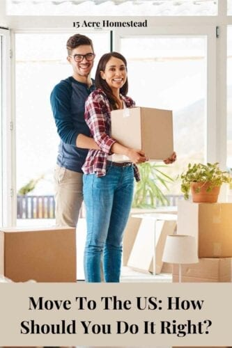 Use these tips if you decide to move to the US to make your international move much easier, organized and less stressful.