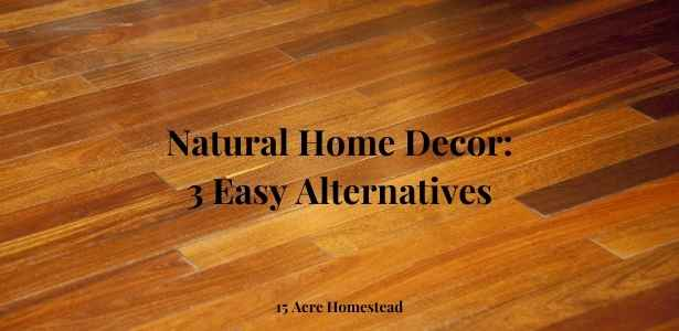 natural home decor featured image