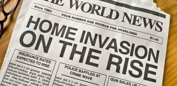 home invasion news