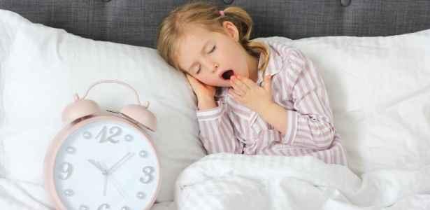 kids bedtime routine