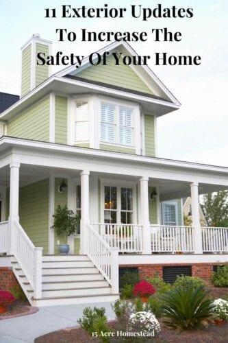 There are many exterior updates that you can do on your home for the better safety of your home. By using the tips and ideas here you can improve your safety too.