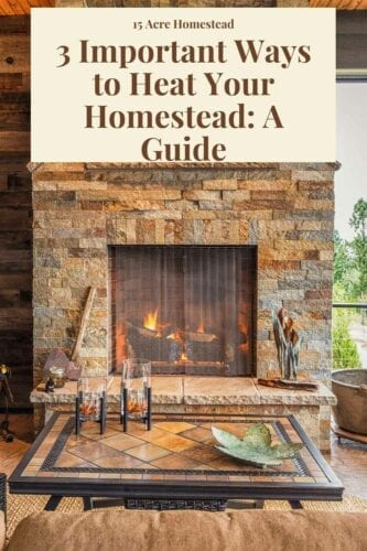 If you are not keen on wearing all your clothes indoors or shivering throughout the night, knowing how to heat your homestead is essential. The good news is that there are several options to consider.