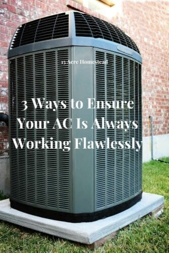 Depending on where you live, or more specifically, how close you are to the equator, a non-working AC can be a serious issue. We've put together a few tips that will help you keep your AC working.