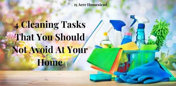 cleaning tasks featured image