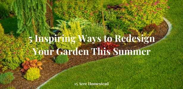 redesign your garden featured image
