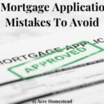 mortgage application featured image