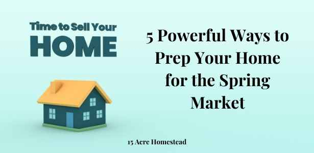 prep your home featured image