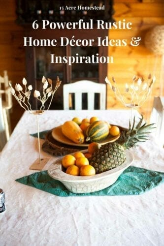 If you have been wanting to upgrade your home to a new style, or if you are working on building a house, rustic styling can be added to your home easily! Read on to learn more about rustic home decor and what it can offer to your home spaces!