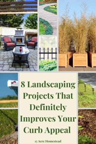 Whether you are ready to boost your curb appeal for your own satisfaction or you are selling your home and want to give the right first impression, here are 8 landscaping projects for improving your curb appeal with landscaping.