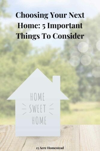 We all want to live in the best possible home and choosing your next home can be difficult. If you are not at the moment, then that is totally fine. It gives you a goal to pursue
