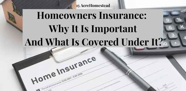 homeowners insurance featured image